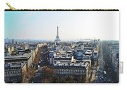 Eiffel Tower Paris France Carry-all Pouch