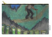 Eight Of Cups Illustrated Carry-all Pouch