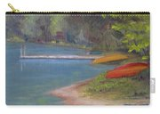 Eighth Lake Canoes Carry-all Pouch