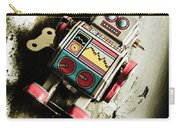 Eighties Cybernetic Droid  Carry-all Pouch
