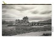 Eilean Donan Castle Bw 1337 Carry-all Pouch