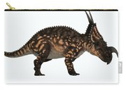 Einiosaurus Side Profile Carry-all Pouch