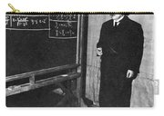 Einstein At Princeton University Carry-all Pouch