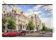 Eisenhower Executive Office Building Carry-all Pouch