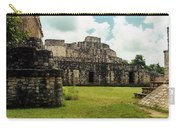 Ek Balam Oval Palace Carry-all Pouch