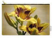 El Bandito Daylilies - Yellow  Carry-all Pouch