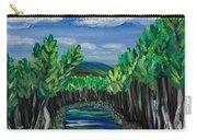 El Camino - El Verano - The Path - Summer Carry-all Pouch