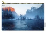 El Capitan At Blue Hour Carry-all Pouch
