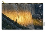 El Capitan Tree At Sunset Carry-all Pouch