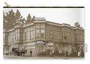 El Carmelo Bakery Lighthouse And Forest Ave. Circa 1890 Carry-all Pouch