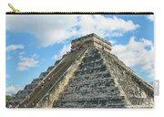 El Castillo Of Chichen Itza Carry-all Pouch