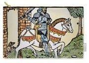 El Cid Campeador (1040?-1099) Carry-all Pouch