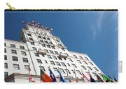 El Cortez With Flags Carry-all Pouch