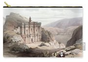 El Deir Petra 1839 Carry-all Pouch
