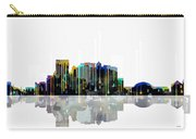 El Paso Mexico Skyline Carry-all Pouch
