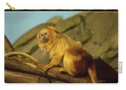 El Paso Zoo - Golden Lion Tamarin Carry-all Pouch