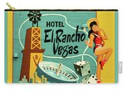 El Rancho Carry-all Pouch