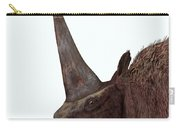Elasmotherium Head Carry-all Pouch