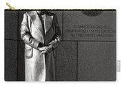 Eleanor Roosevelt Sculpture  Carry-all Pouch