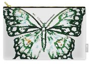 Election 2020 Presidential Candidate Catherien Lott Usa Green Butterfly Carry-all Pouch