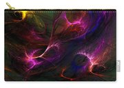 Electric Abstract 052510 Carry-all Pouch