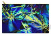 Electric Cellophane Carry-all Pouch