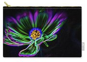 Electric Daisy Carry-all Pouch