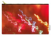 Electric Dazzle Abstract Carry-all Pouch