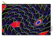 Electric Fish Carry-all Pouch