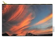 Electric Hawaiian Sunset Big Island Hawaii Carry-all Pouch