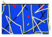 Electric Midnight Carry-all Pouch by Paulo Guimaraes