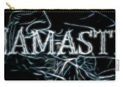 Electric Namaste Carry-all Pouch