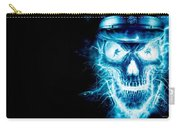 Electric Skull Carry-all Pouch