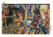 Electricity Hand La Mano Poderosa Carry-all Pouch