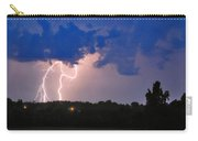 Electrifying Southern Davidson County Carry-all Pouch