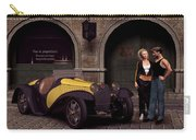 Elegant 1930 Carry-all Pouch