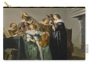 Elegant Company Making Music Carry-all Pouch