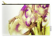 Elegant Flowers Carry-all Pouch