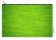 Elegant Green Abstract Background Carry-all Pouch
