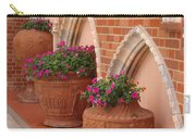 Elegant Italian Florals Carry-all Pouch