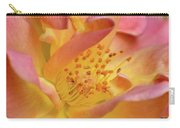 Elegant Joseph's Coat Of Many Colors Rose Carry-all Pouch