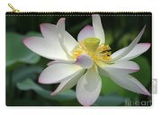 Elegant Lotus Carry-all Pouch