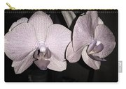 Elegant Orchid Carry-all Pouch