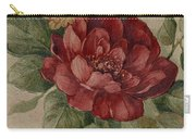 Elegant Rose Carry-all Pouch