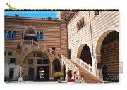 Elegant Scala Della Ragione - Verona Italy Carry-all Pouch