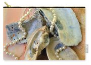 Elegant Treasures From The Sea Carry-all Pouch