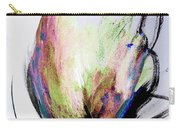 Elemental In Color Abstract Painting Carry-all Pouch