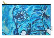 Elephant #3 Carry-all Pouch