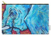 Elephant #4 Carry-all Pouch