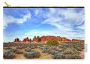 Elephant Butte Carry-all Pouch by Chad Dutson